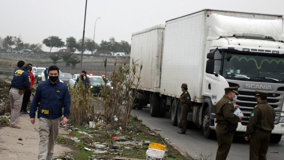 Sujetos roban $3.000 millones en cigarrillos tras encerrona a camiones