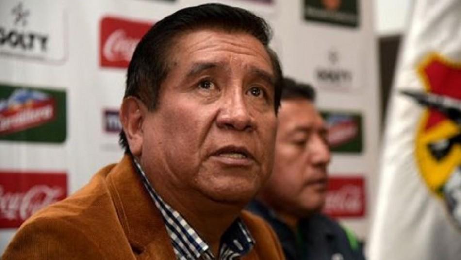 Fallece de coronavirus a los 58 años el presidente de la Federación Boliviana de Fútbol