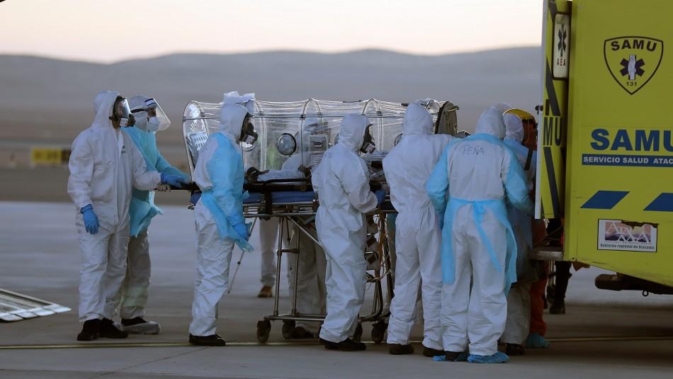 Reporte Minsal: Muertes por coronavirus disminuyen y llegan a 58 en las últimas 24 horas