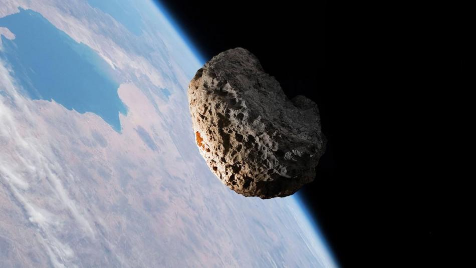 Asteroide se acerca a la Tierra.