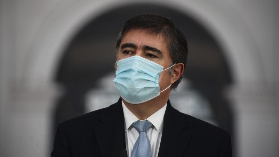 Desbordes por Evópoli: No veo razón para que los demás presidentes de Chile Vamos renunciemos