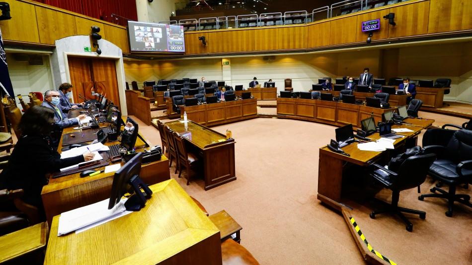 Senado suspende comisiones legislativas de los viernes por estrés del personal