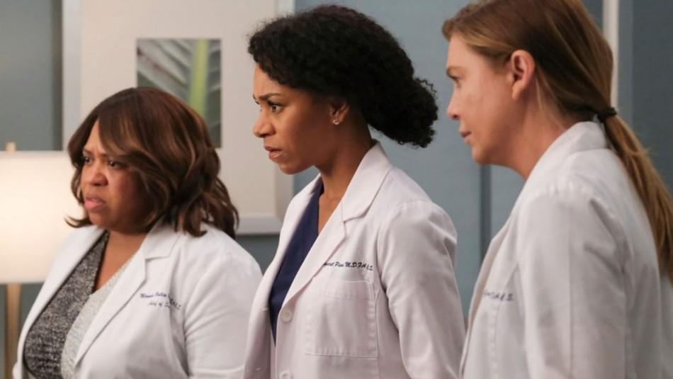 Grey's Anatomy abordará la pandemia por el coronavirus en su próxima temporada