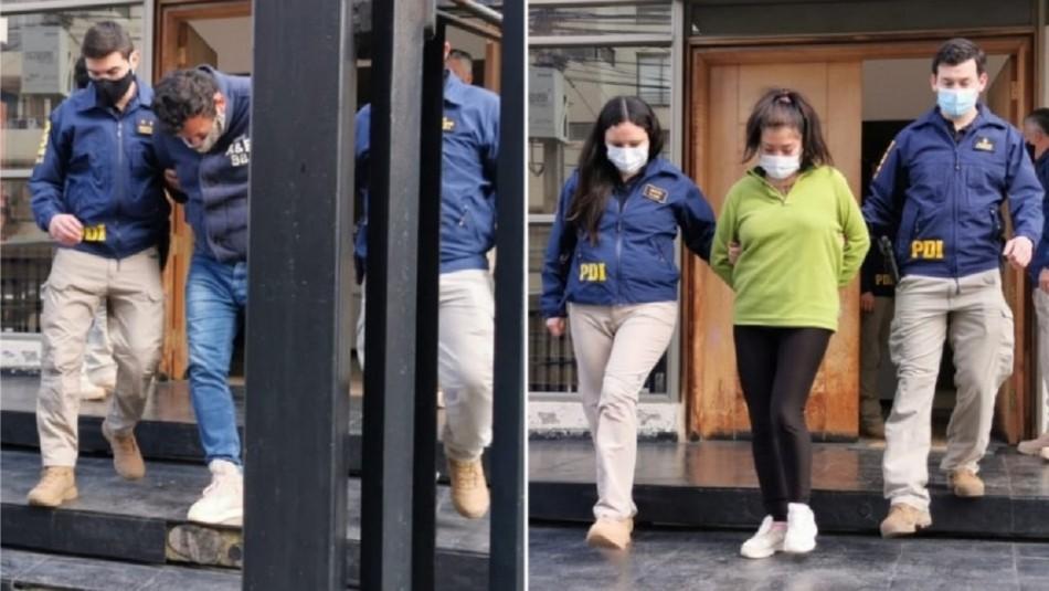 Prisión preventiva para presuntos cómplices de sicario que asesinó a empresario de Concón