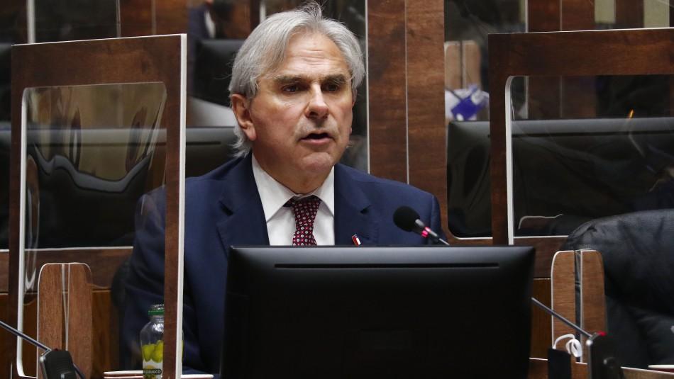 Moreira a Piñera por retiro de fondos AFP: