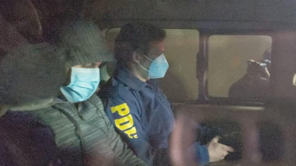 Caso Narumi: Trasladan a Nicolás Zepeda al aeropuerto para su extradición a Francia