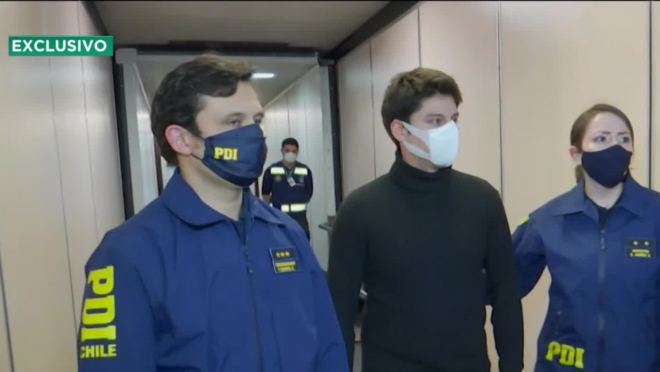 Caso Narumi: Nicolás Zepeda es extraditado a Francia