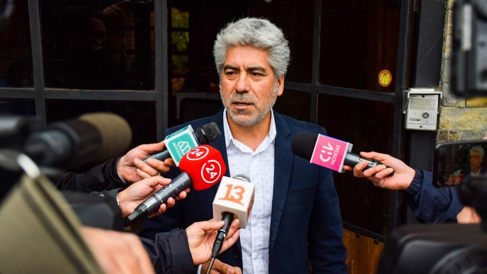 Alejandro Barra pide cárcel para Martín Pradenas.