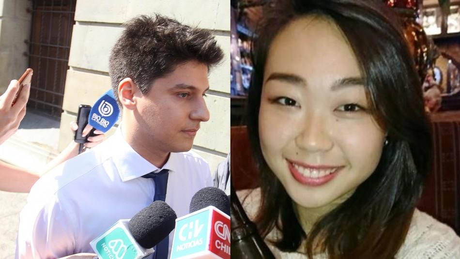Caso Narumi: Chileno acusado de asesinar a joven japonesa será extraditado a Francia este jueves