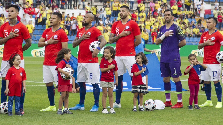 Clasificatorias Sudamericanas se jugarían en Europa.