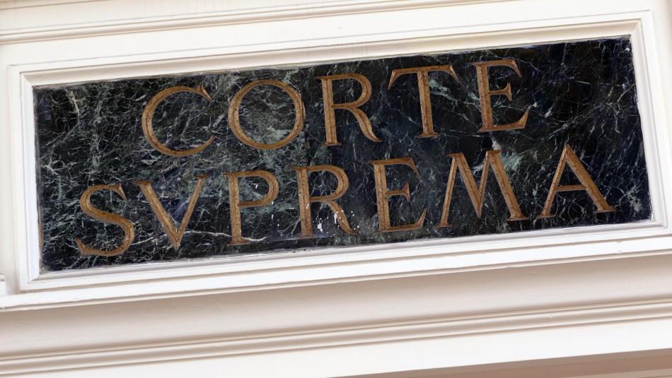 Corte Suprema condena amenazas contra juez que no decretó prisión preventiva para Martín Pradenas