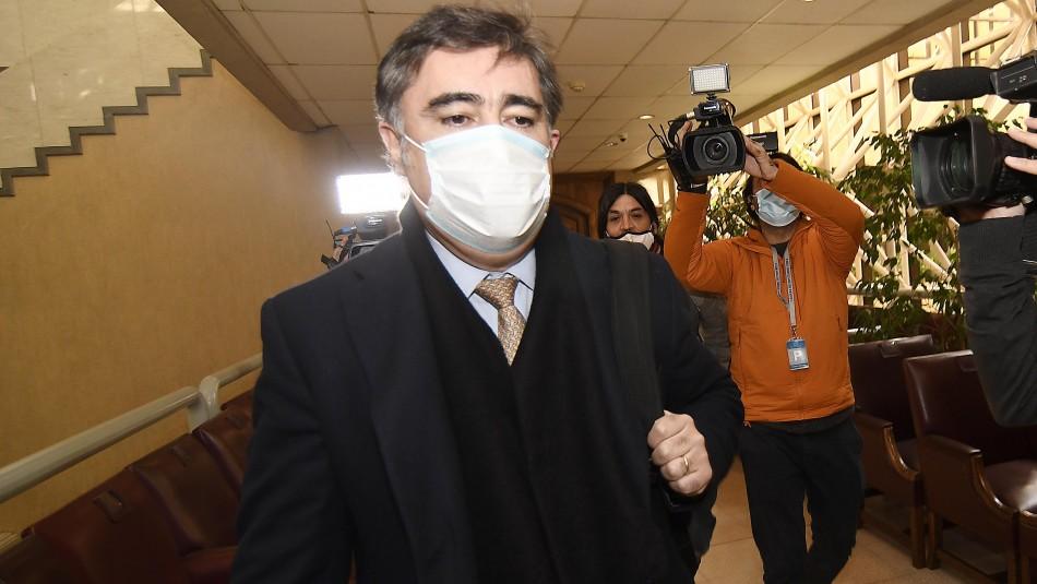 Diputado Mario Desbordes aprueba retiro de fondos de la AFP.