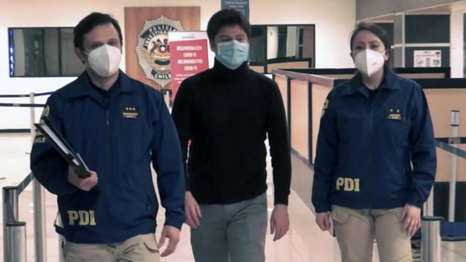 Caso Narumi: Chileno Nicolás Zepeda es inculpado en Francia y queda en prisión preventiva