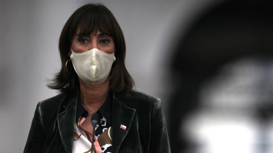 Ministra de la Mujer tras prisión preventiva para Martín Pradenas: