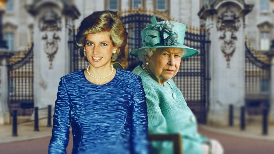 Las actitudes de Lady Di que molestaron más de una vez a la reina Isabel II