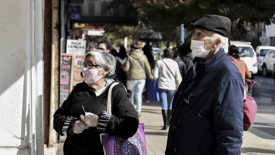 Mayores de 75 años ya pueden salir a las calles: