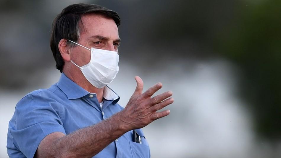 Twitter y Facebook bloquean cuentas de aliados de Bolsonaro en Brasil