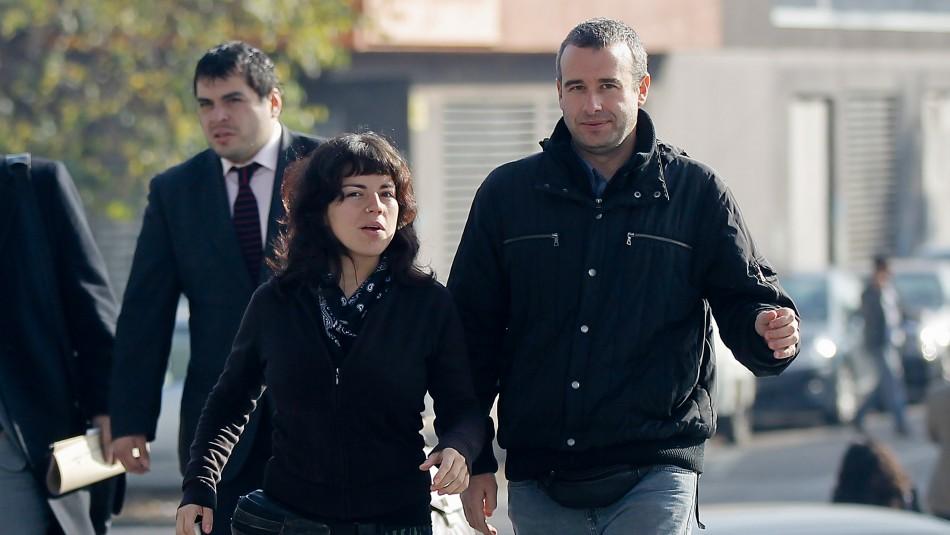 Prisión preventiva para acusados de enviar paquetes bomba a Rodrigo Hinzpeter y a comisaría