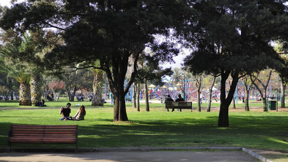 Parque Araucano de Las Condes reabrirá con horarios diferenciados para deportistas y público general