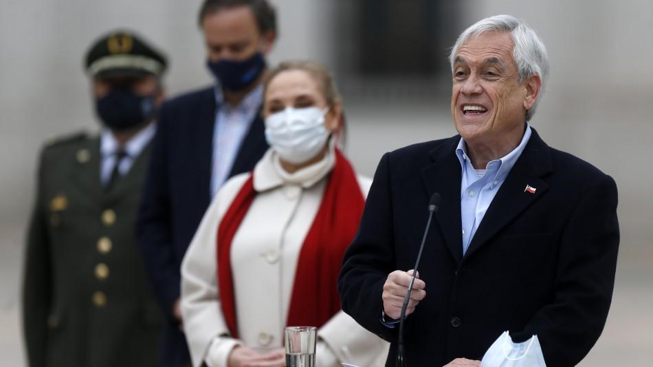Piñera y retiro de fondos AFP: