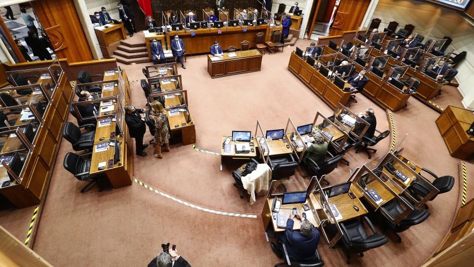 Bono de $500 mil para clase media: Sala del Senado revisa este lunes proyecto de ley