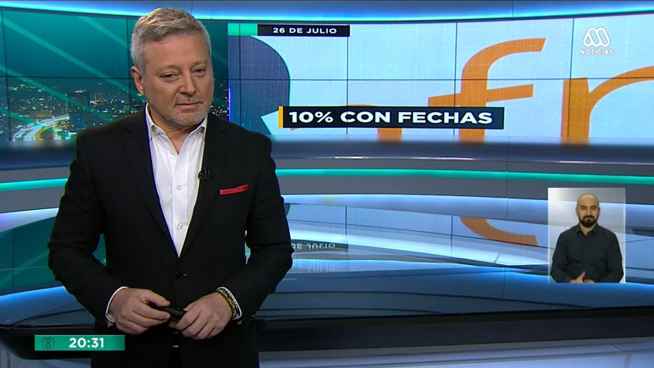 Meganoticias Prime - Domingo 26 de julio 2020