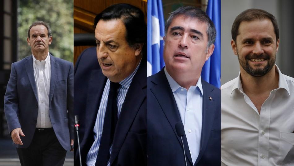 Sale Blumel y llegan Allamand y Desbordes: Así queda el cambio de Gabinete