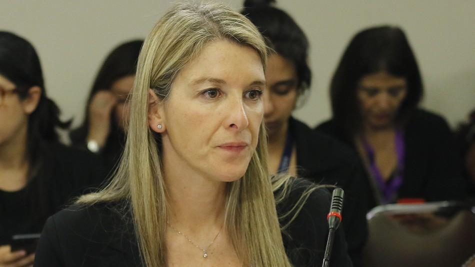Marcela Sabat reemplaza a Allamand en el Senado tras cambio de gabinete