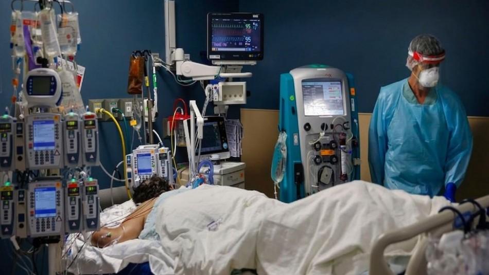 Una joven estuvo en coma por el coronavirus: Al despertar se enteró que su abuelo murió porque ella lo contagió