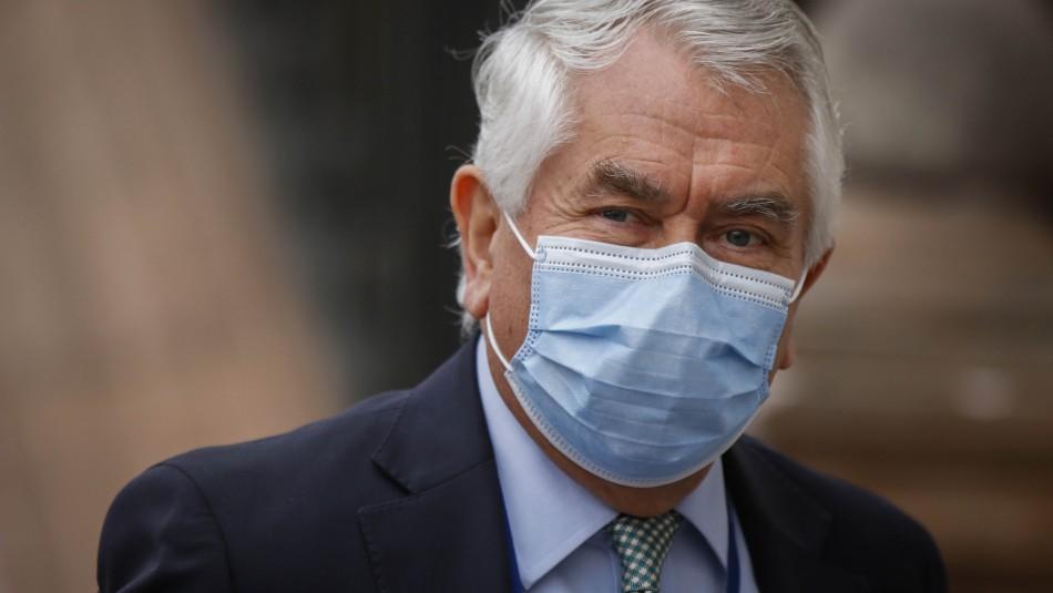 Paris y dichos del doctor Ugarte por desconfinamiento: Él entiende que hay que respetar la decisión de la autoridad