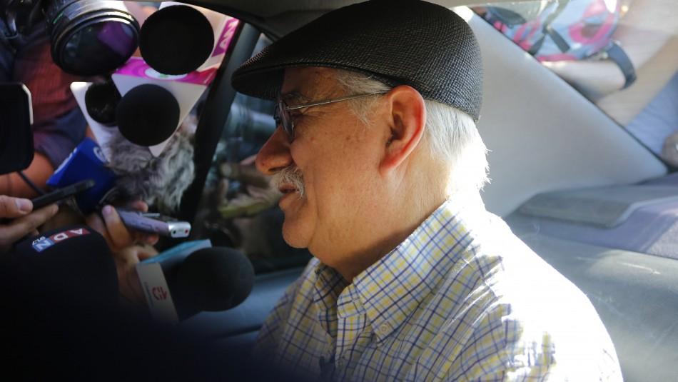 Tito Fernández fue formalizado.