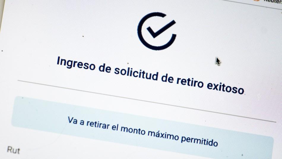 Retiro del 10% de las AFP: Se han ingresado 3,4 millones de solicitudes exitosas