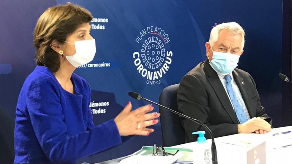 Minsal reporta 99 muertos por coronavirus y cifra total supera los 9.300
