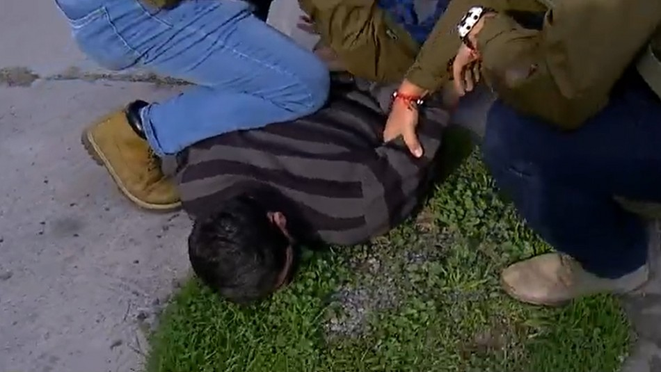 Cae delincuente de peligrosa banda dedicada al robo en servicentros