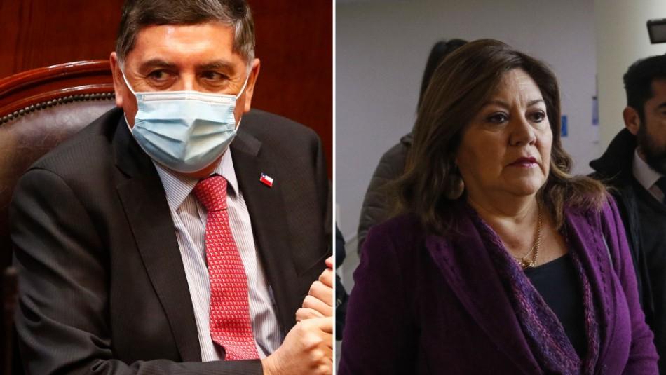 Nuevos parlamentarios UDI: Claudio Alvarado al Senado y Nora Cuevas a la Cámara