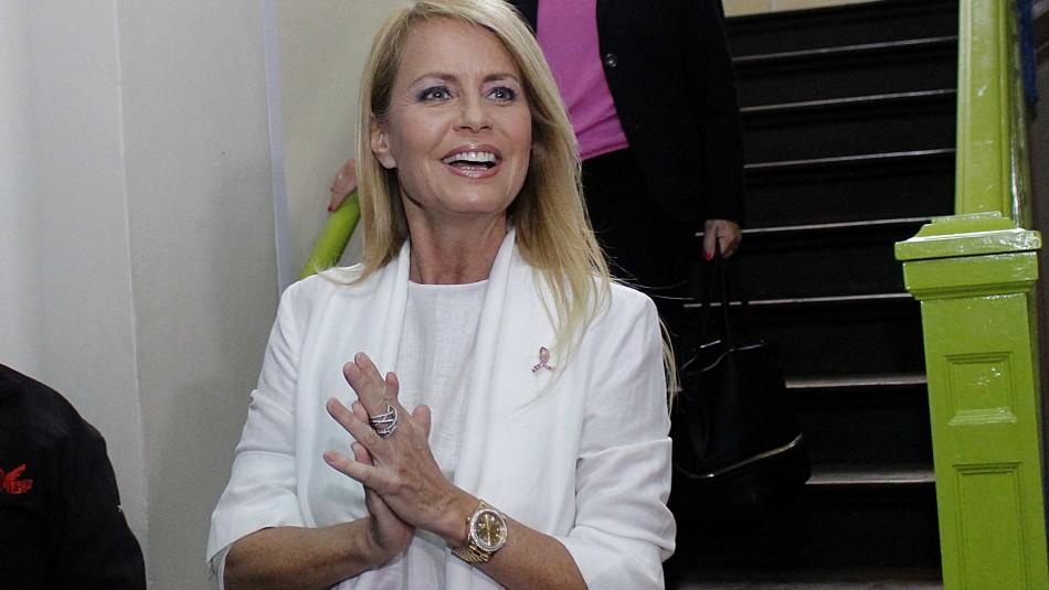 Cecilia Bolocco votará por el Apruebo en plebiscito por Nueva Constitución: