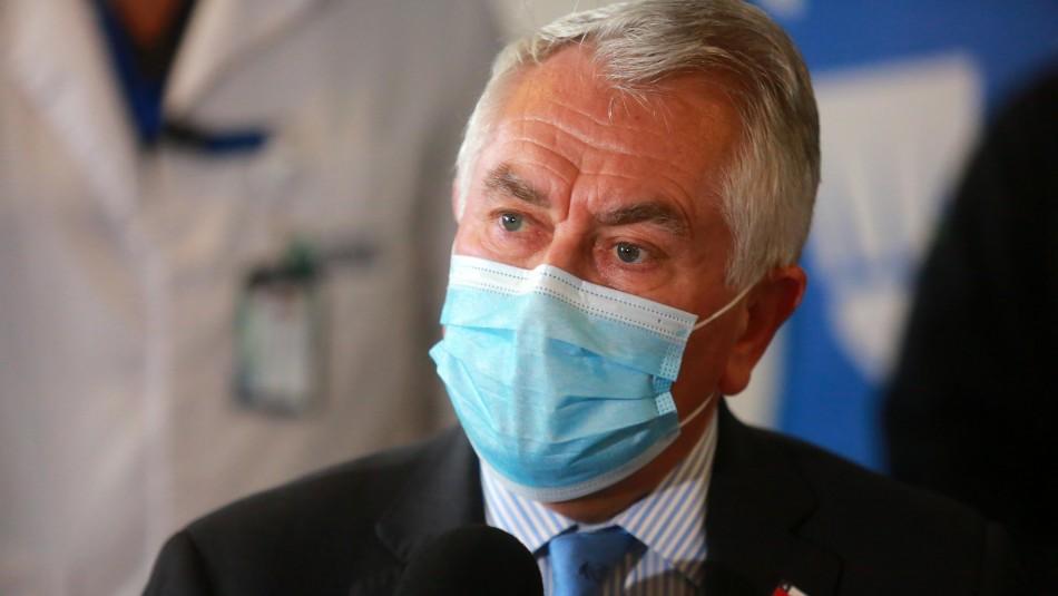 Minsal reporta 80 muertos por coronavirus y más de 2.100 nuevos contagios