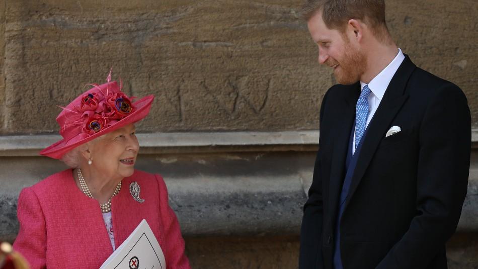 Reina Isabel II busca recuperar cercanía con el Príncipe Harry con inusual propuesta