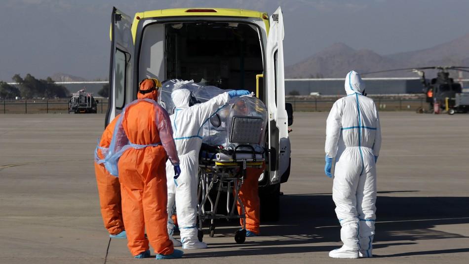 Nuevo Informe Epidemiológico: Muertes confirmadas y sospechosas por coronavirus llegan a 13.426