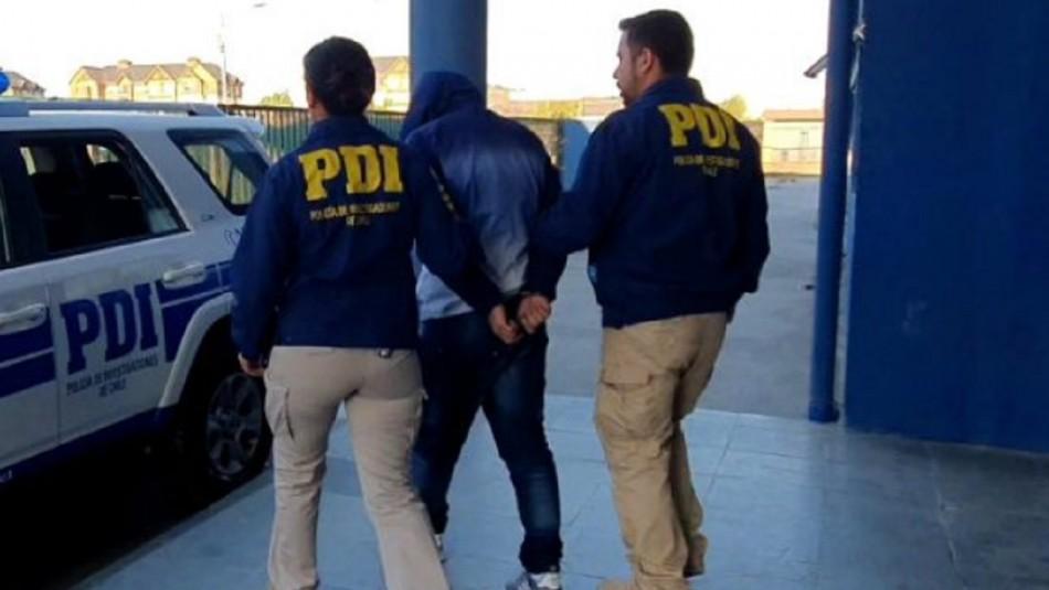 Decretan prisión preventiva para imputado por delito de violación contra menor de 16 años en Valdivia