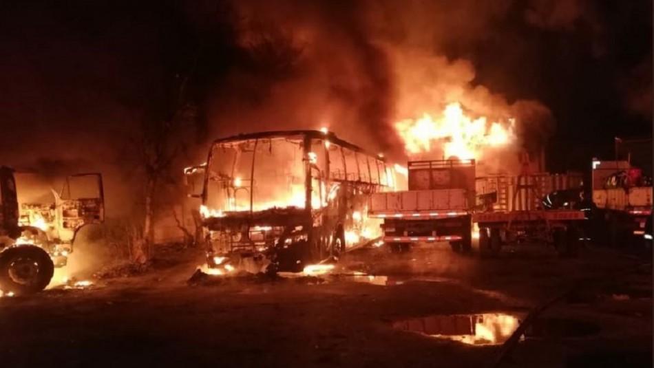 Alcalde de Ercilla tras noche de violencia en La Araucanía: