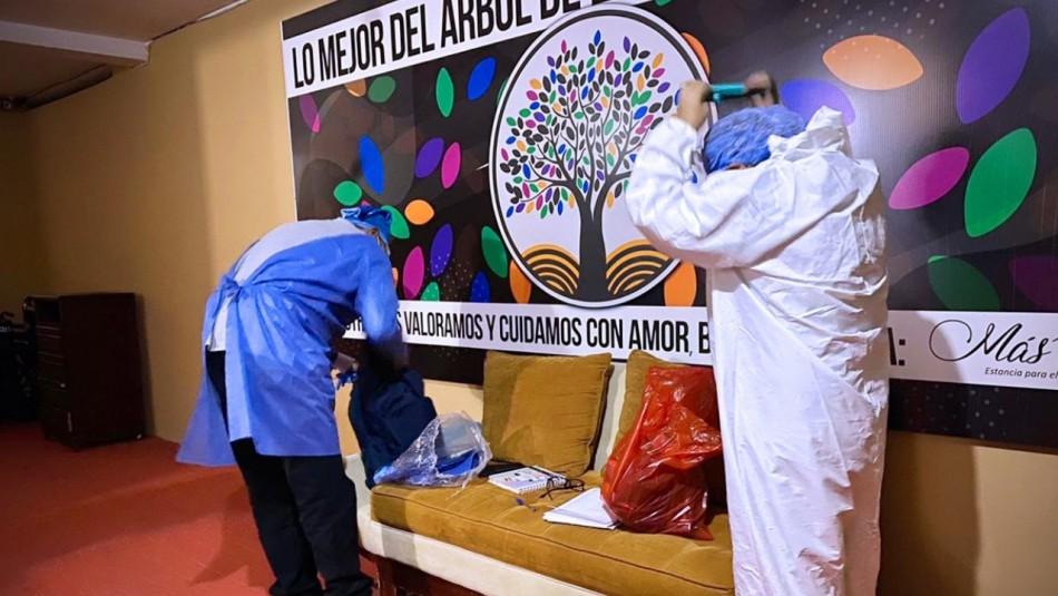 Una veintena de ancianos contagiados de coronavirus en un geriátrico de Quito