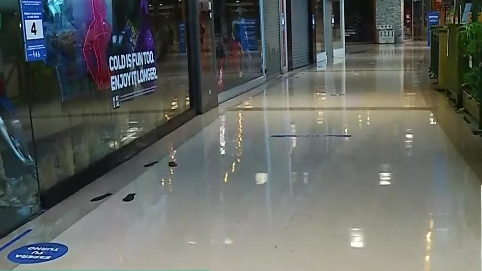 Mall Sport vuelve a abrir sus puertas con estrictas medidas sanitarias