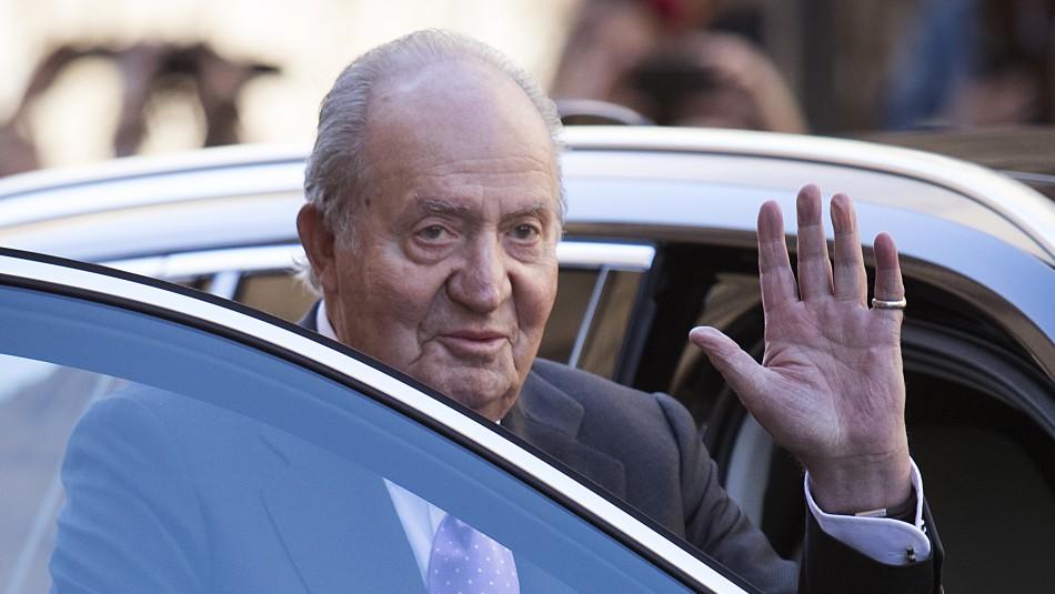 El rey emérito Juan Carlos I anuncia que se va de España: Es sospechoso de corrupción