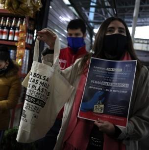 Ley Chao Bolsas Plásticas en Chile: ¿Cuáles son los casos excepcionales en que se puede entregar?