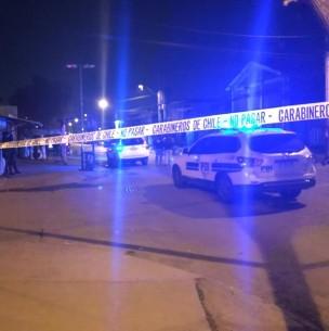 Dos oficiales de la PDI resultaron baleados durante tiroteo en La Florida