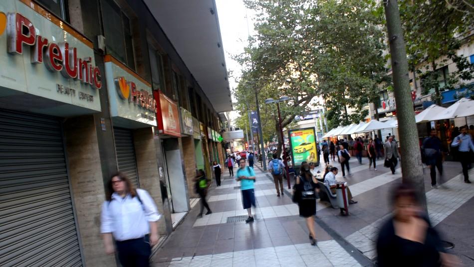 Imacec: Economía chilena registra caída de 12,4% en junio