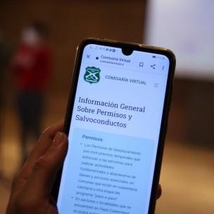 Llaman a registrarse en Comisaría Virtual para solicitar permisos temporales