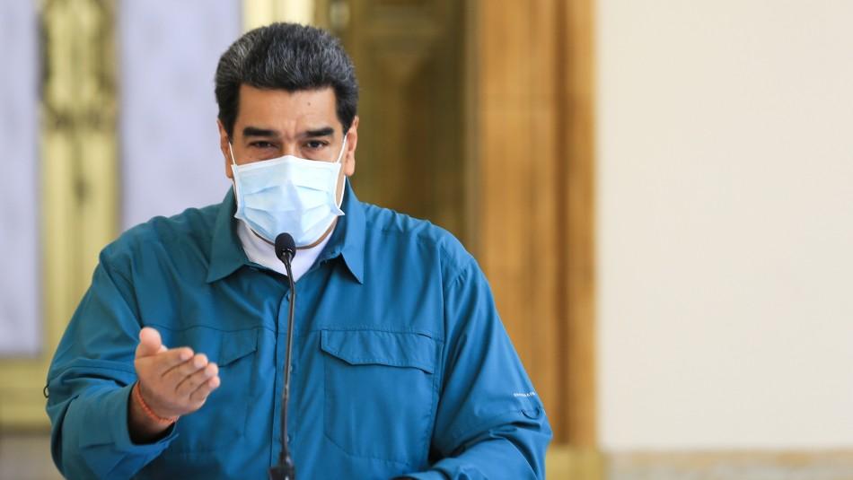 Maduro ordena una semana de