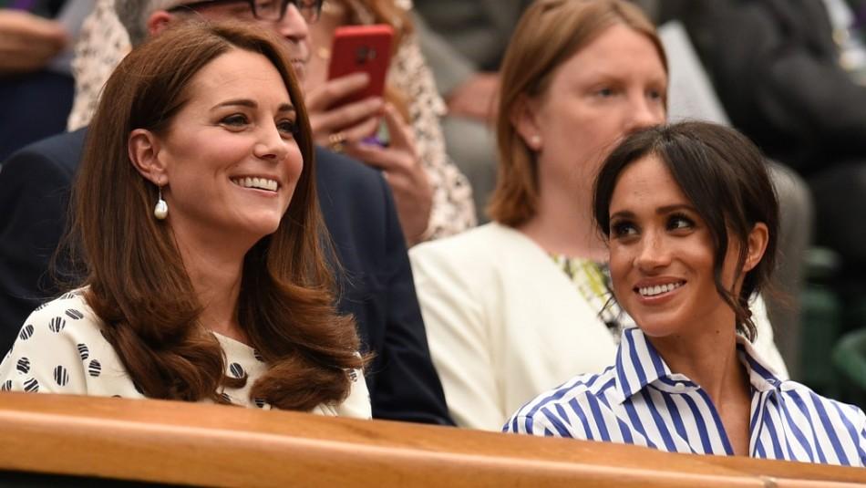 El regalo que le hizo Meghan Markle a Kate Middleton para mejorar su relación